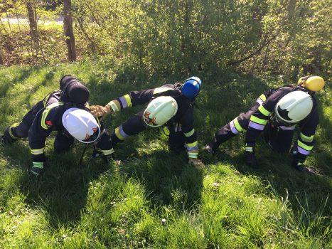 Atemschutzgeräteträger-Lehrgang in Sulz