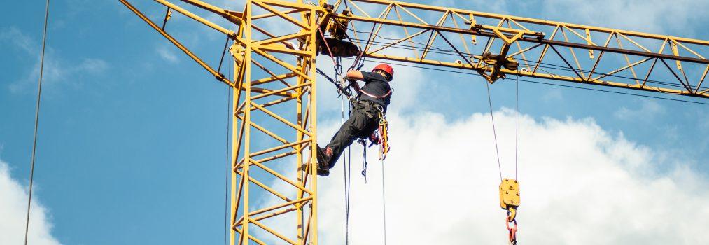 Höhensicherungsübung