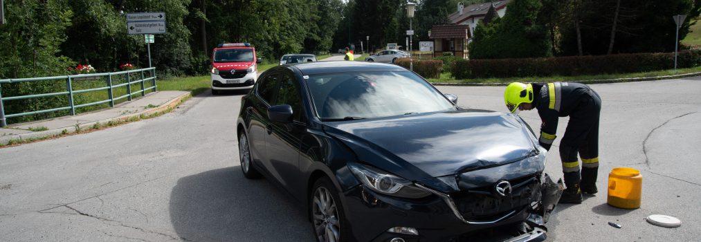 Fahrzeugbergung in Gruberau
