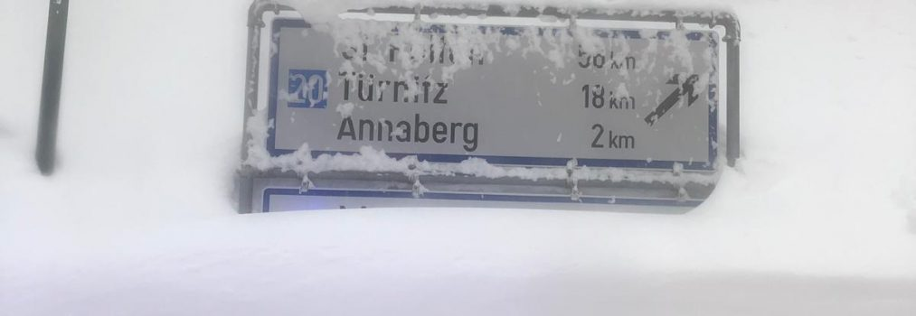 Katastrophenhilfsdienst in Annaberg